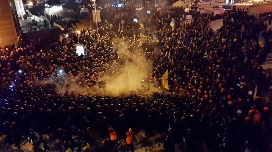 Після цієї ночі народ ніколи не пробачать владу – нардеп (ФОТОРЕПОРТАЖ), фото-2