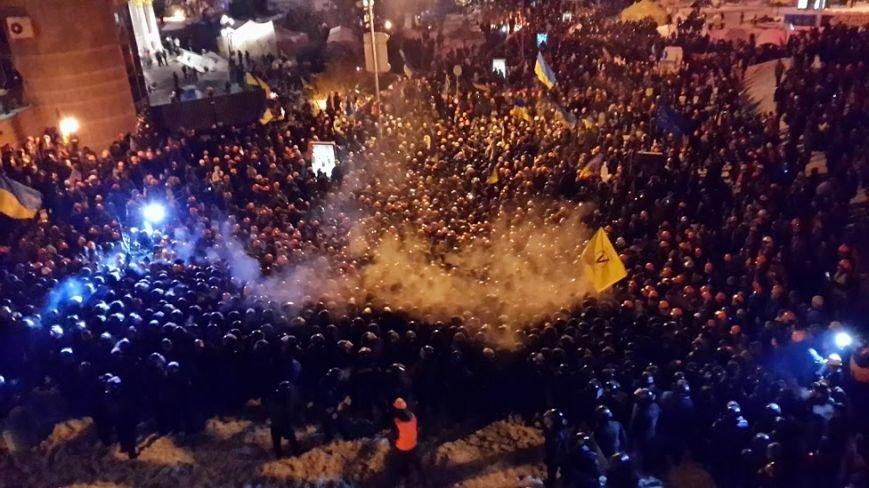 Після цієї ночі народ ніколи не пробачать владу – нардеп (ФОТОРЕПОРТАЖ), фото-3