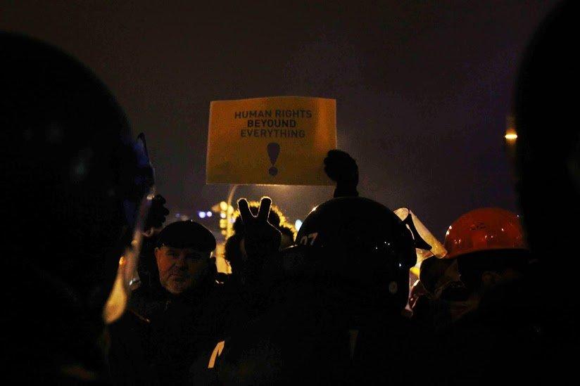 Після цієї ночі народ ніколи не пробачать владу – нардеп (ФОТОРЕПОРТАЖ), фото-13