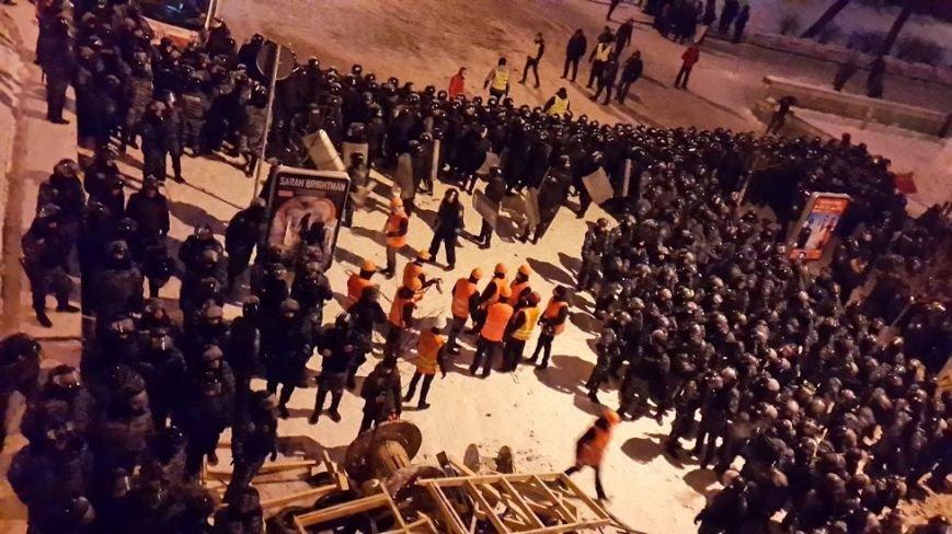 Після цієї ночі народ ніколи не пробачать владу – нардеп (ФОТОРЕПОРТАЖ), фото-1
