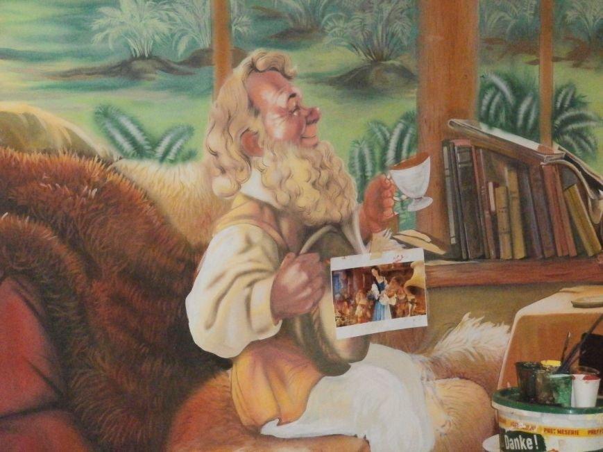 «Живая» комната со сказочными гномами: в парке Горького появится еще одна party-room (фото), фото-3