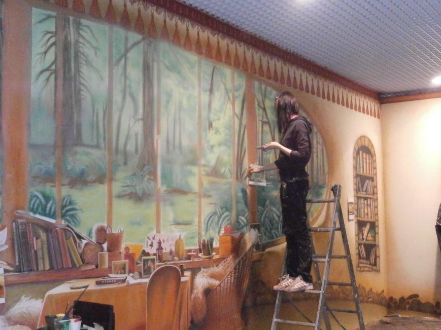«Живая» комната со сказочными гномами: в парке Горького появится еще одна party-room (фото), фото-2