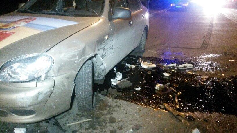 В Мариуполе «Патриот» протаранил 3 автомобиля (ФОТО), фото-2