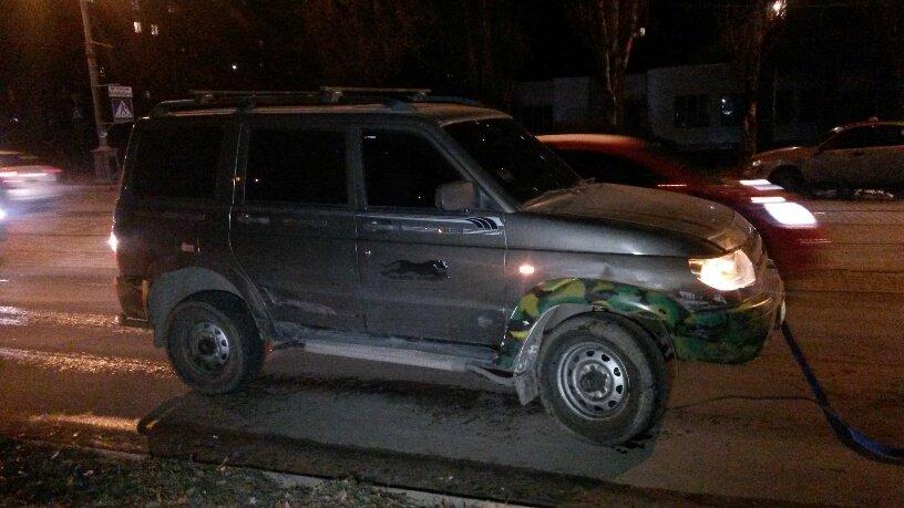 В Мариуполе «Патриот» протаранил 3 автомобиля (ФОТО), фото-4