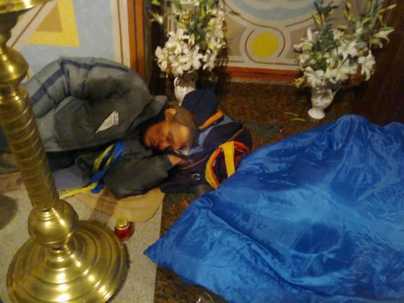 Два взгляда на киевский Евромайдан из Луганска: сборище бездельников или настоящее украинское чудо?, фото-6