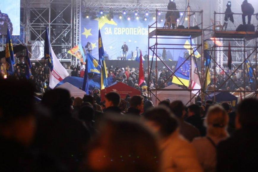 Два взгляда на киевский Евромайдан из Луганска: сборище бездельников или настоящее украинское чудо?, фото-1