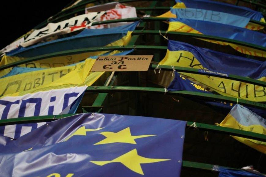 Два взгляда на киевский Евромайдан из Луганска: сборище бездельников или настоящее украинское чудо?, фото-11
