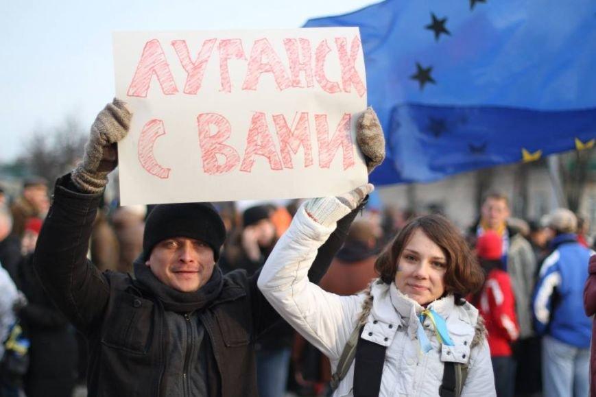 Два взгляда на киевский Евромайдан из Луганска: сборище бездельников или настоящее украинское чудо?, фото-7