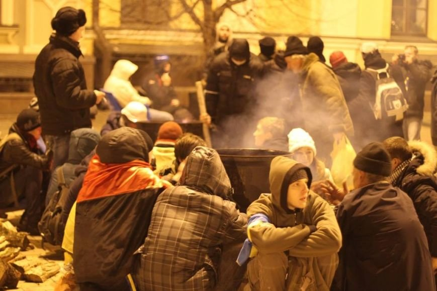 Два взгляда на киевский Евромайдан из Луганска: сборище бездельников или настоящее украинское чудо?, фото-5