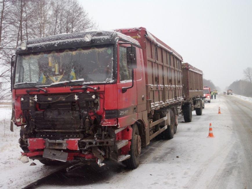 Восьмая смерть на автодороге «Кипти - Глухов - Бачевск» на Черниговщине, фото-1