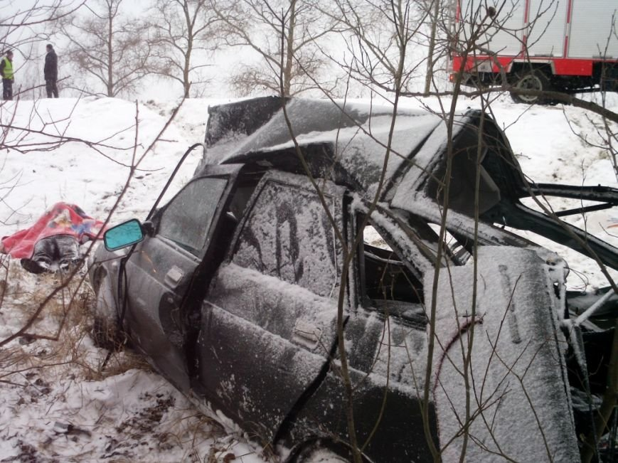 Восьмая смерть на автодороге «Кипти - Глухов - Бачевск» на Черниговщине, фото-2