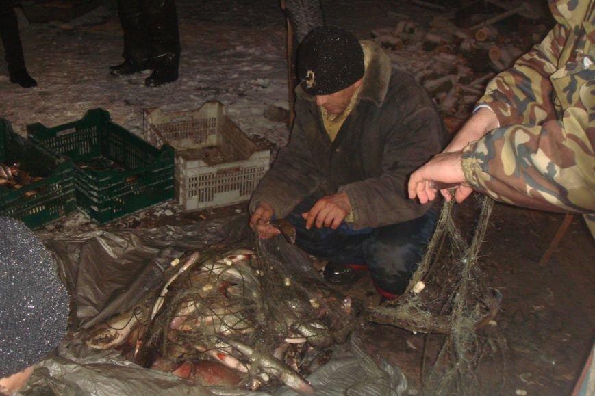 Запорожские инспекторы притворились рыбаками, чтобы поймать браконьеров (ФОТО), фото-1
