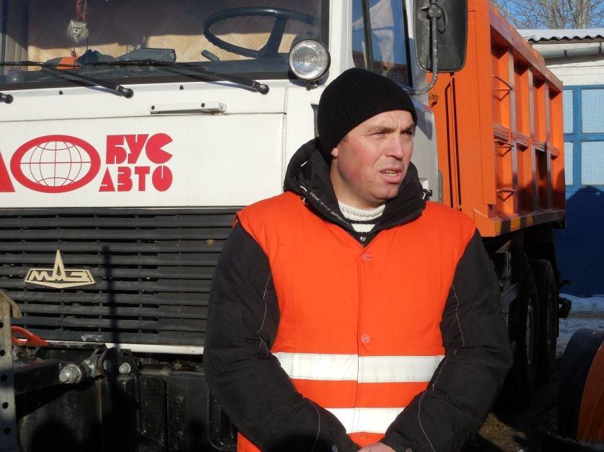 Десятки машин и тонны соли: харьковские коммунальщики рассказали и показали, как и чем убирают зимой улицы города (фото), фото-8