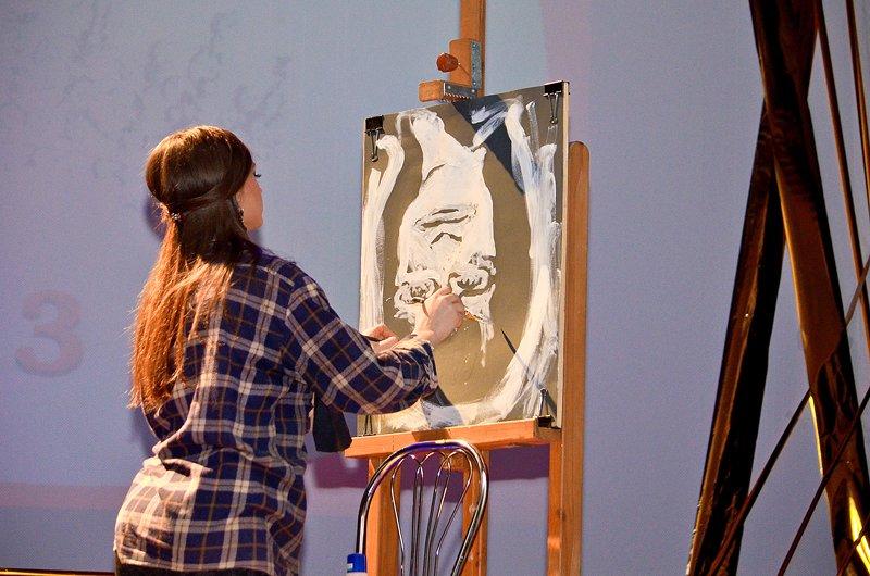 В Луганской академии культуры и искусств прошел конкурс красоты (ФОТО), фото-9