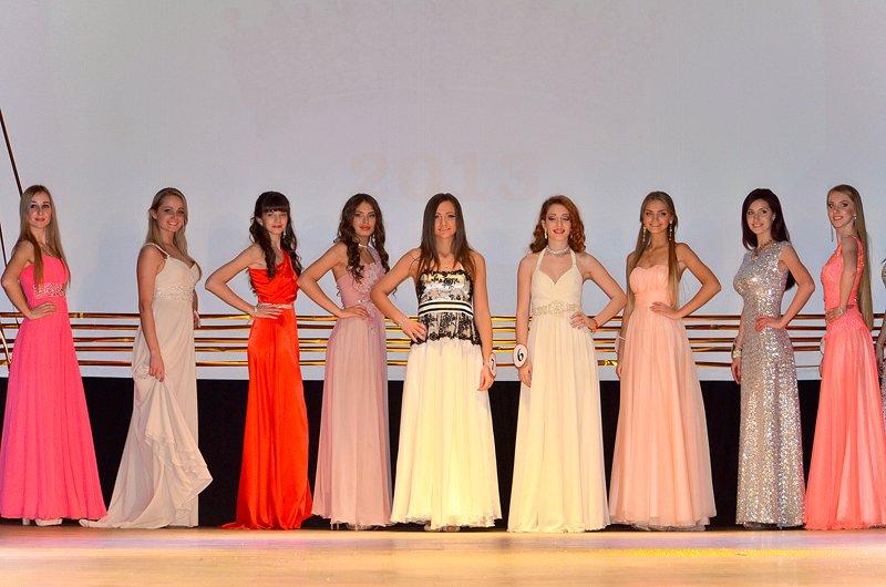В Луганской академии культуры и искусств прошел конкурс красоты (ФОТО), фото-1