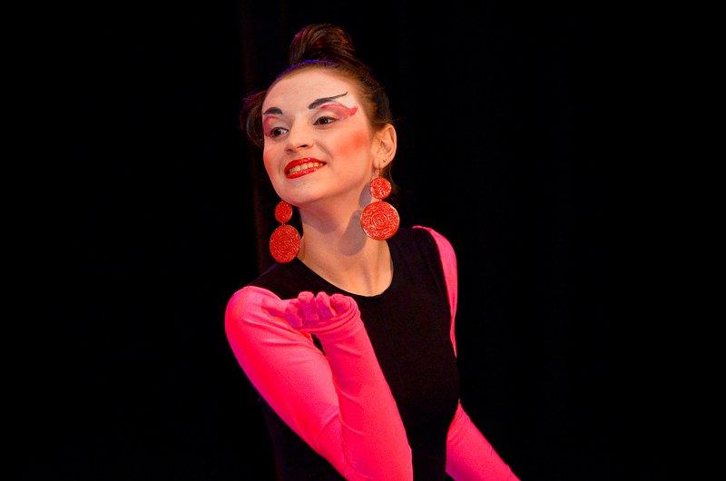 В Луганской академии культуры и искусств прошел конкурс красоты (ФОТО), фото-12