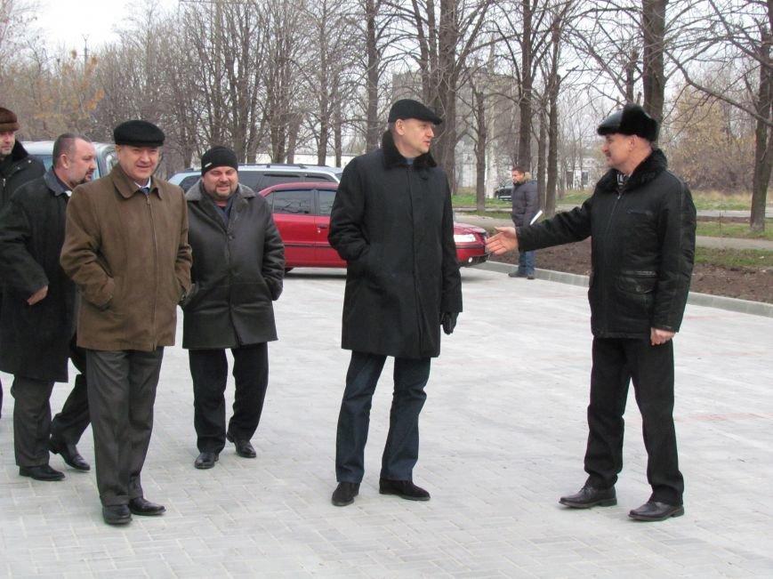 В Мариуполе строят европейскую площадку в парке им. Лепорского  (ФОТО), фото-7