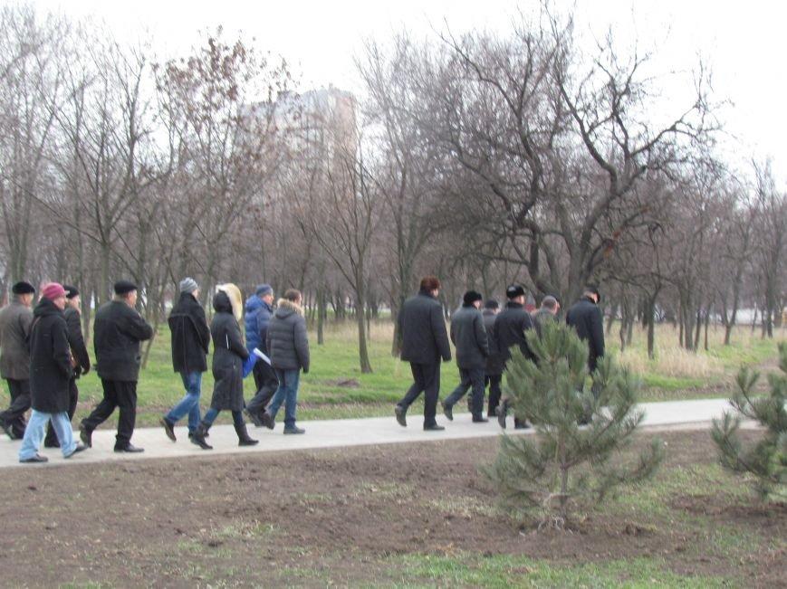 В Мариуполе строят европейскую площадку в парке им. Лепорского  (ФОТО), фото-6