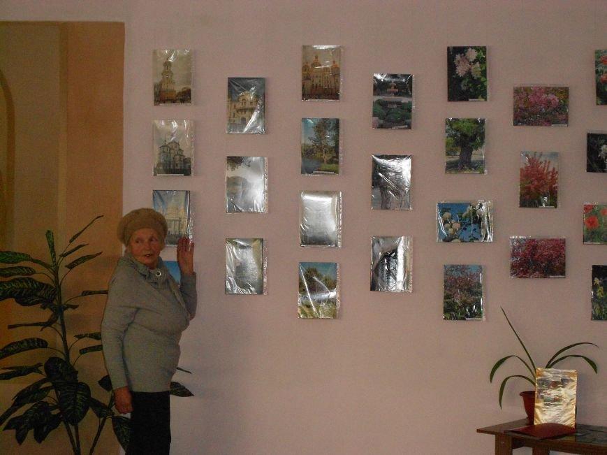 Прекрасный мир на фотографиях 83-летней мариупольчанки (ФОТО), фото-6