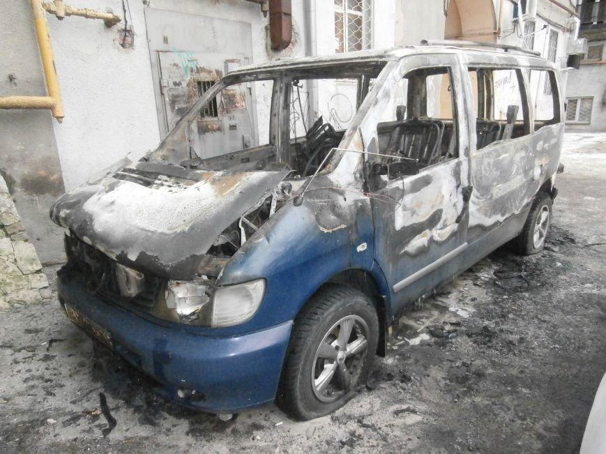 Под окнами жилого дома в центре Харькова неизвестные, угрожая местным жителям, сожгли машину организаторов «евромайдана» (ПОДРОБНОСТИ), фото-2