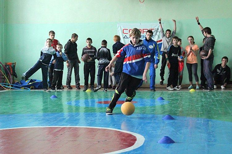 На Луганщине прошел спортивный праздник для детворы (ФОТО), фото-14