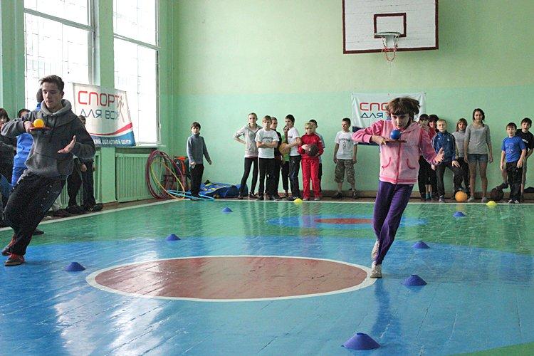 На Луганщине прошел спортивный праздник для детворы (ФОТО), фото-11