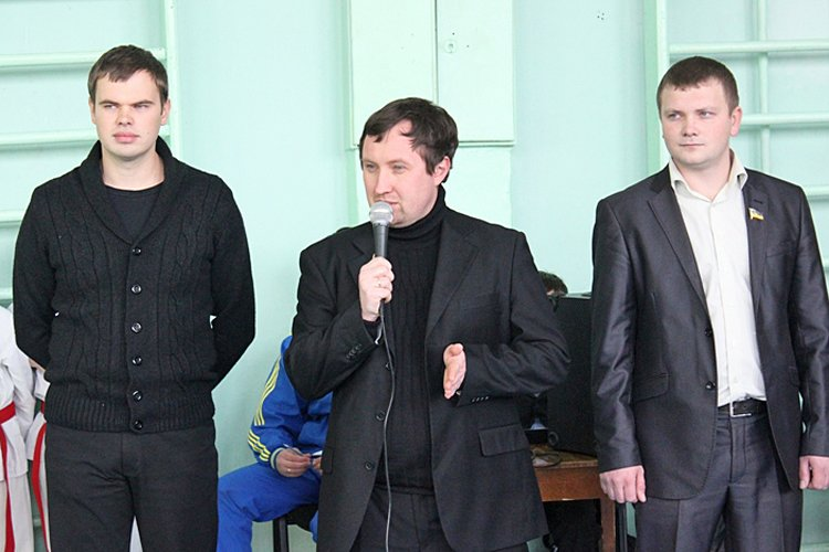 На Луганщине прошел спортивный праздник для детворы (ФОТО), фото-1