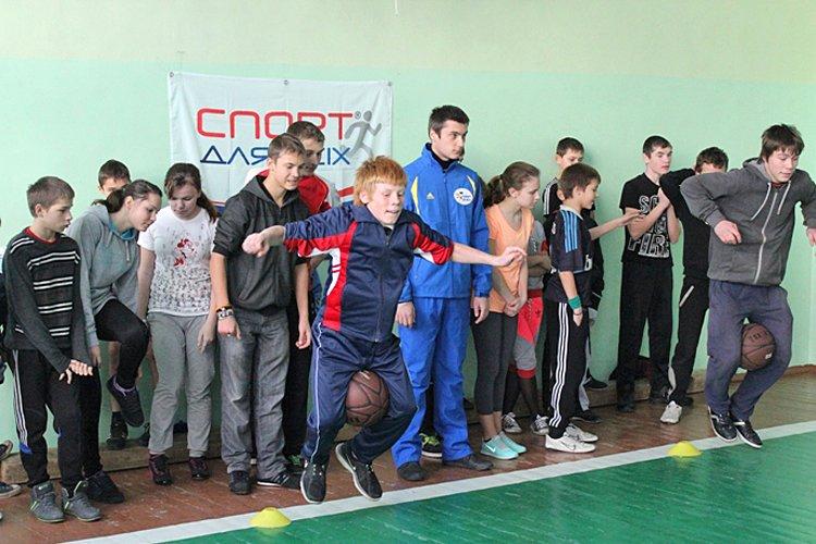 На Луганщине прошел спортивный праздник для детворы (ФОТО), фото-2