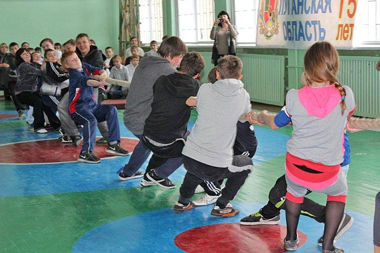 На Луганщине прошел спортивный праздник для детворы (ФОТО), фото-12