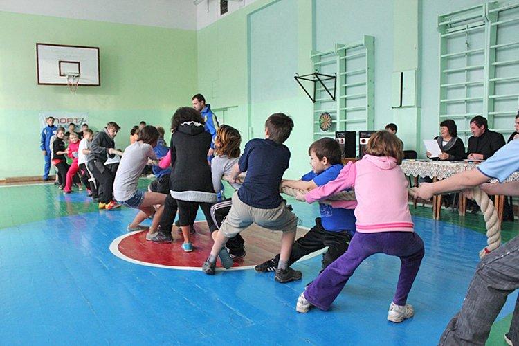 На Луганщине прошел спортивный праздник для детворы (ФОТО), фото-13