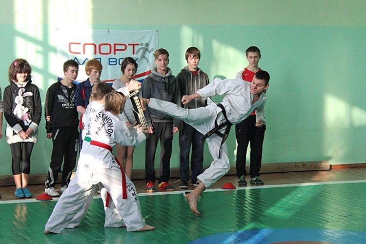 На Луганщине прошел спортивный праздник для детворы (ФОТО), фото-8