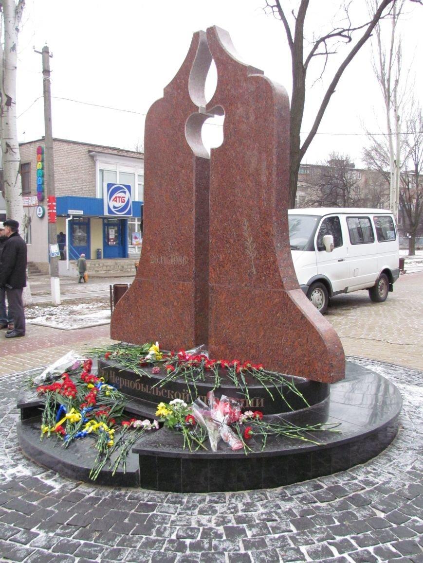 В Мариуполе на митинге чернобыльцы не радовались, а грустили (ФОТО), фото-7