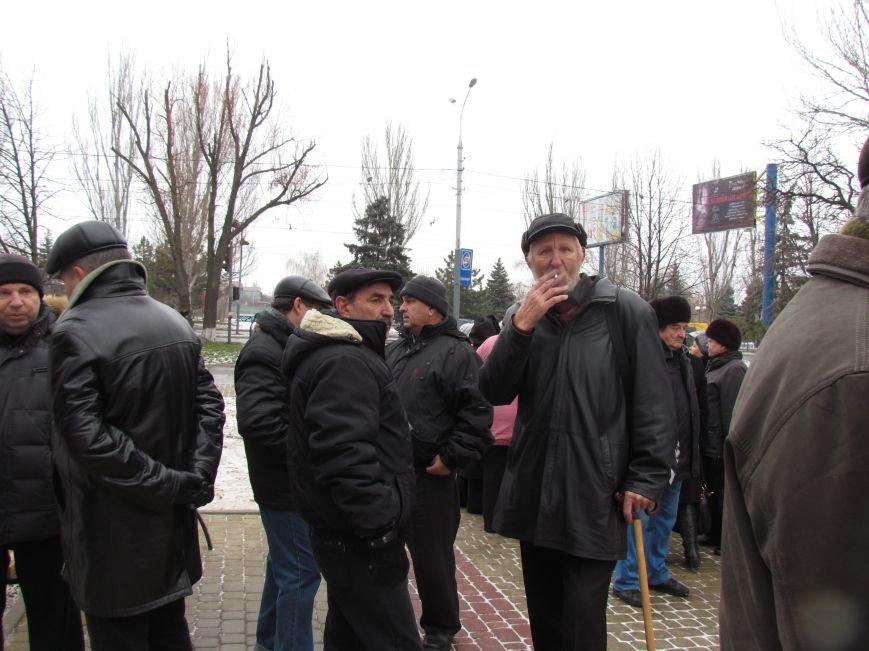 В Мариуполе на митинге чернобыльцы не радовались, а грустили (ФОТО), фото-3