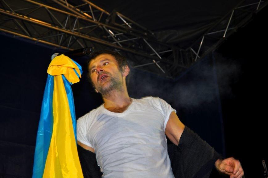 Вакарчук и «Океан Эльзы» в своем «золотом составе» всколыхнули Евромайдан (фоторепортаж), фото-2