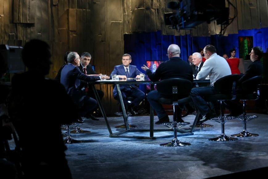 Александр Вилкул: На следующем круглом столе мы должны говорить об экономике Украины, фото-2