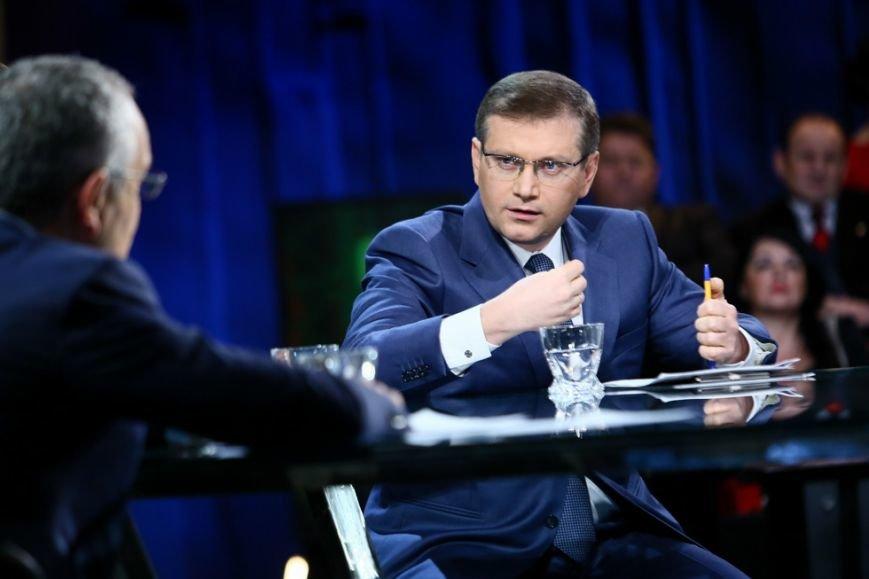 Александр Вилкул: На следующем круглом столе мы должны говорить об экономике Украины, фото-1
