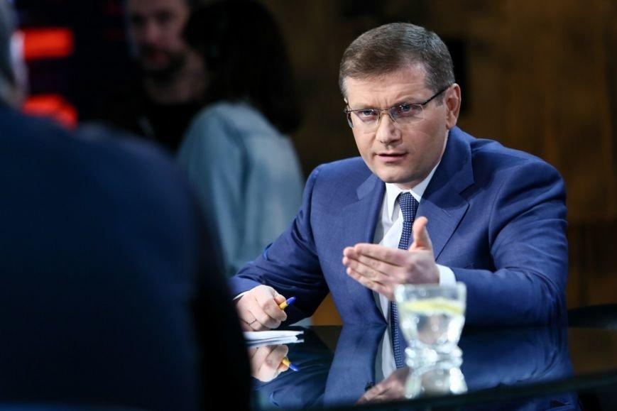 Александр Вилкул: На следующем круглом столе мы должны говорить об экономике Украины, фото-3