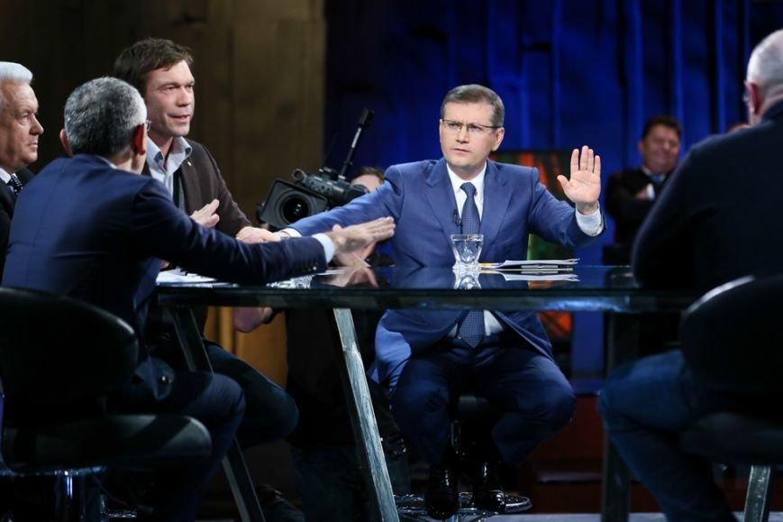 Александр Вилкул: На следующем круглом столе мы должны говорить об экономике Украины, фото-5