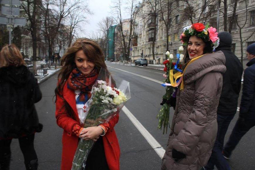 Після ночі на Майдані беркутівець запропонував євроактивістці вийти заміж, фото-2