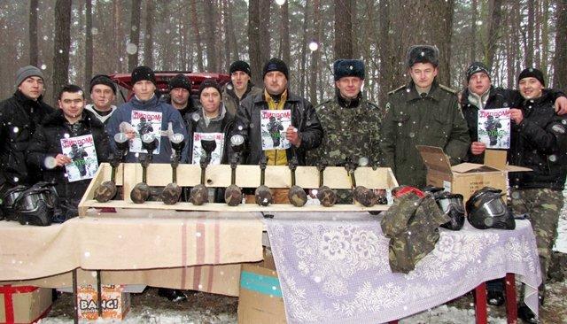 В Колонии на Черниговщине снова стреляли (ФОТО), фото-6