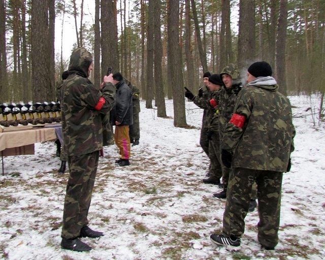 В Колонии на Черниговщине снова стреляли (ФОТО), фото-1