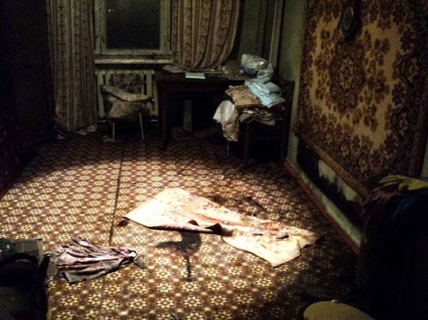 Прикованного к постели мужчину спасли в Чернигове во время пожара, фото-2