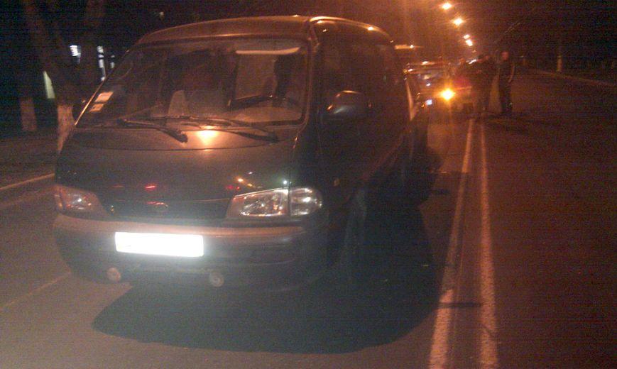 В Мариуполе  на Левобережье  в аварию попал таксист (ФОТОФАКТ), фото-2