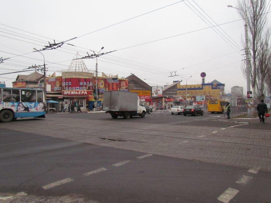 Мариупольцы обрадовались порядку на центральном перекрестке (Дополнено, ФОТОФАКТ), фото-4