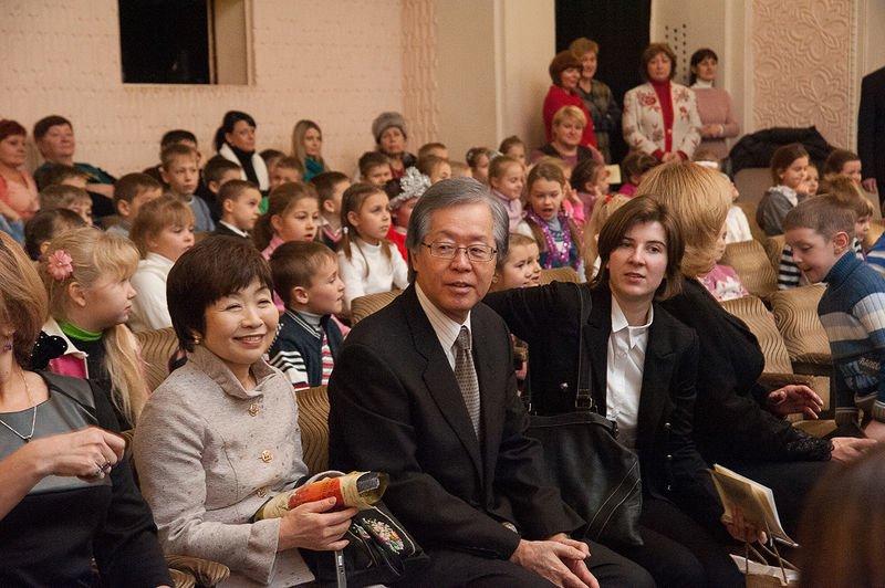 В Запорожье создали новогодний мюзикл по мотивам народных японских сказок (ФОТО), фото-1