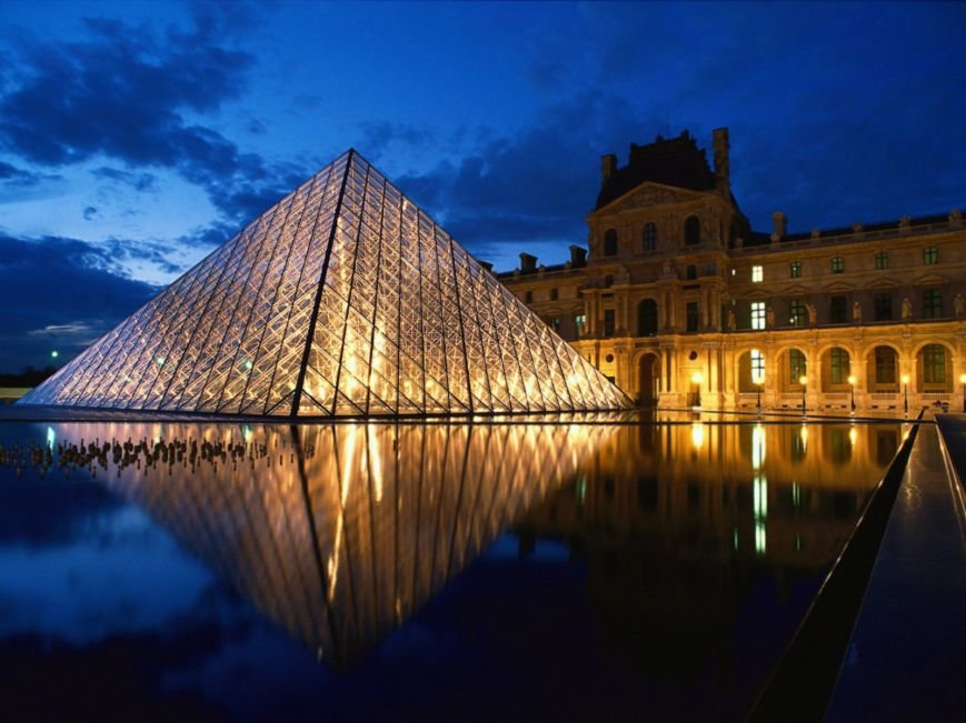 Лувр. Париж