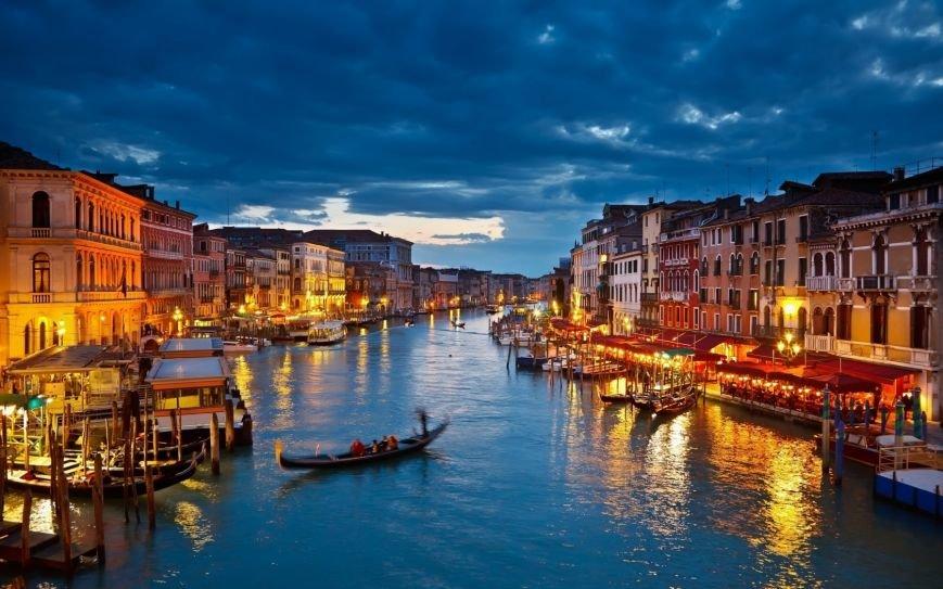 Рожднство в Венеции