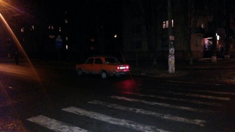 В Мариуполе «копейка» попала в ДТП (ФОТО), фото-1