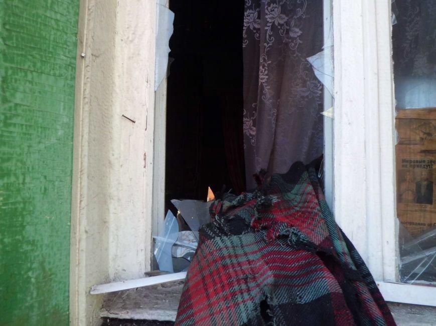 В доме  по улице Октябрьской при пожаре сгорел человек (ФОТО), фото-8
