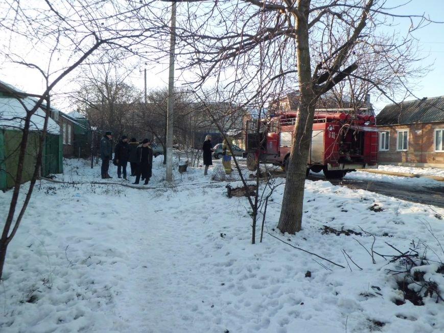 В доме  по улице Октябрьской при пожаре сгорел человек (ФОТО), фото-6